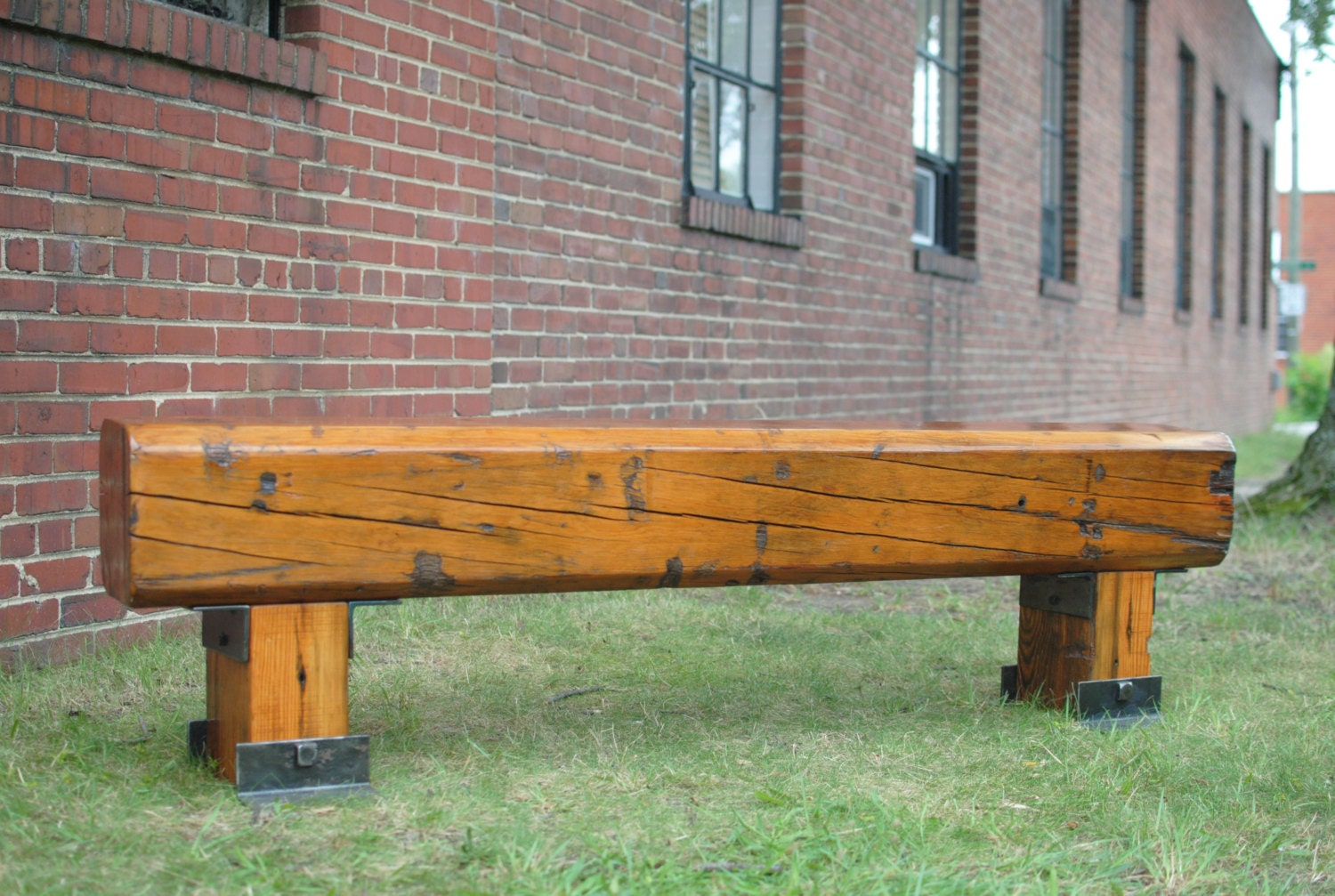 Industrial Bench Reclaimed Wood And 28 Images 60 Quot