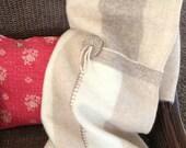 Rug Throw or Children's Blanket - Granny Rug - Personalised Gift - Australian Seller