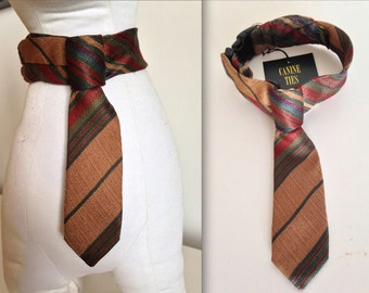 "Dog Neck Tie Collar - Small (8"" - 15"")"