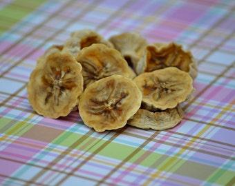 All Natural Banana Treats for Bunnies