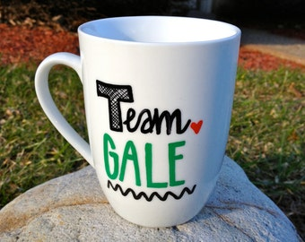 Hunger Games Inspired Coffee Mug.