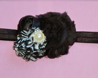 Molly headband - Black