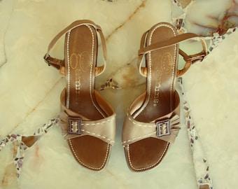Cute Vintage Gamins Heels