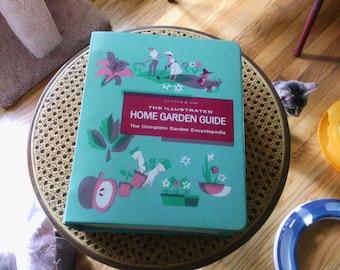 mid century modern gardening book ...near MINT..