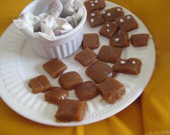 Soft Butter Caramels/Sea Salt Caramels