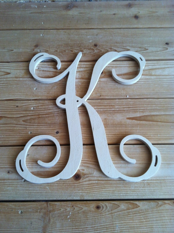 monogram wooden letters items similar to 24 inch wooden letters monogram vine 23687 | il 570xN.481906572 oxgi
