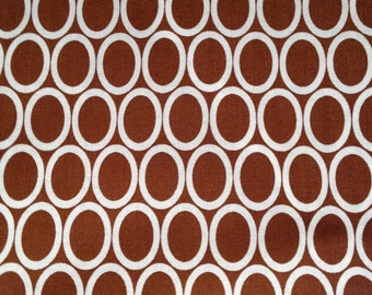 Brown Remix Ovals, from Robert Kaufman