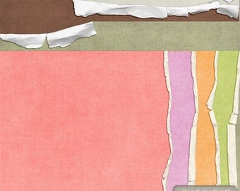 Great Moms Torn Paper Pack