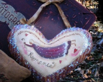 Heart Pillows - Romance and Always by Terrye French