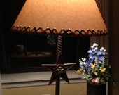 Table Lamp with Star on a...