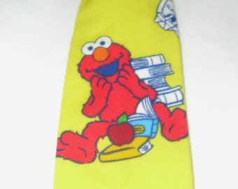 Baby Boy/ Toddler Elmo Tie.  It will fit a baby to a 2 year old.