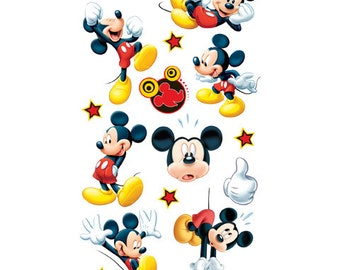 Disney Mickey Mouse Scrapbooking stickers
