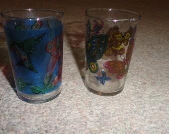Swanky Juice Cups - -set of 2
