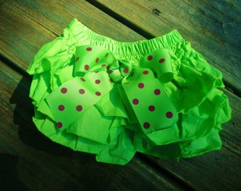 Green Bloomers
