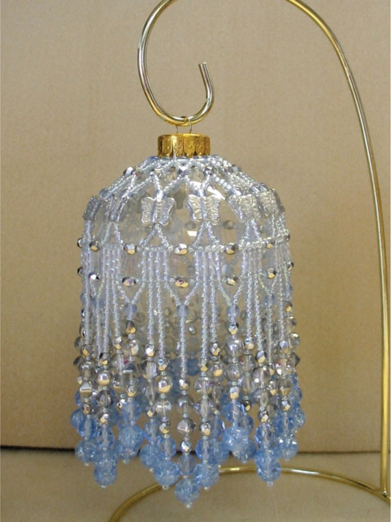 Beaded Christmas Ornament Cover Patterns