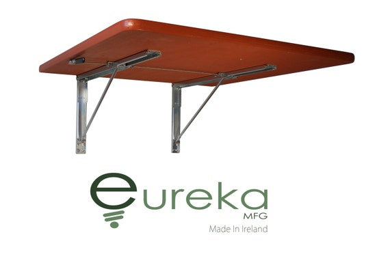 Table Fold Down Wall Mounted Furniture Space Saving