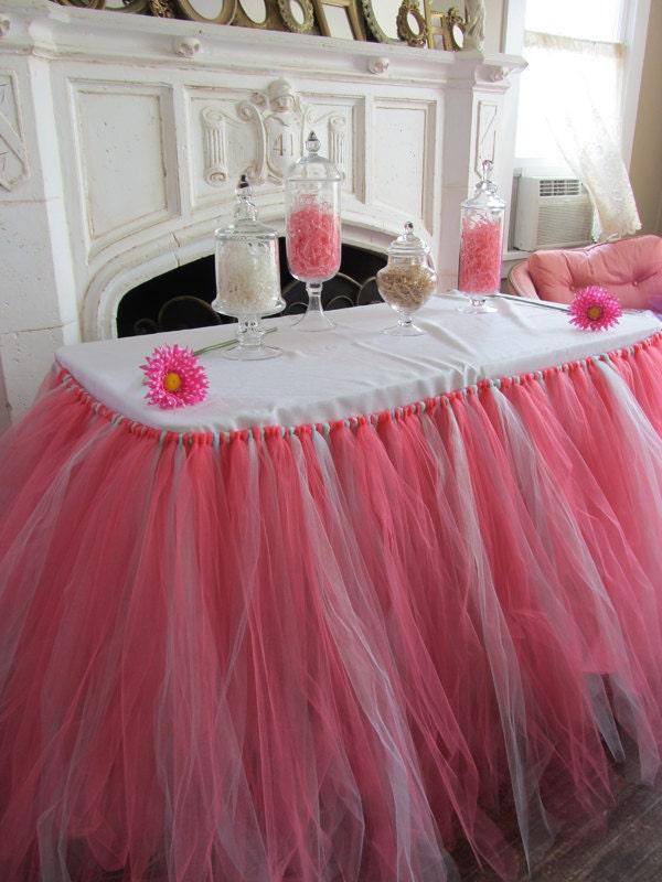 Custom Table Skirt 27