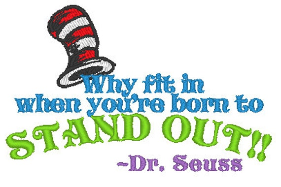 dr seuss machine embroidery designs