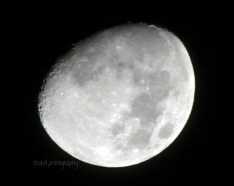 astronomy moon science photography