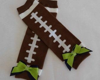 Baby Legs, Leg Warmers, Football Baby Legs, Seahawk Inspired Leg Warmers, Seahawk Inspired Baby Legs,Baby Leg Warmers, Toddler Leg Warmers,