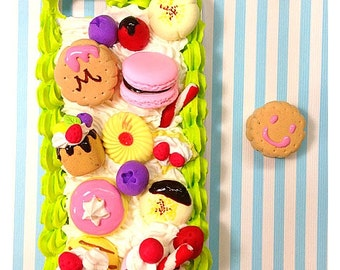 Afternoon Sweets Whipped Cream Case for iPhone 5