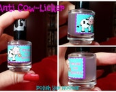 Anti Cow-Licker  Gets rid of the Licks left by Glitter or Imperfections