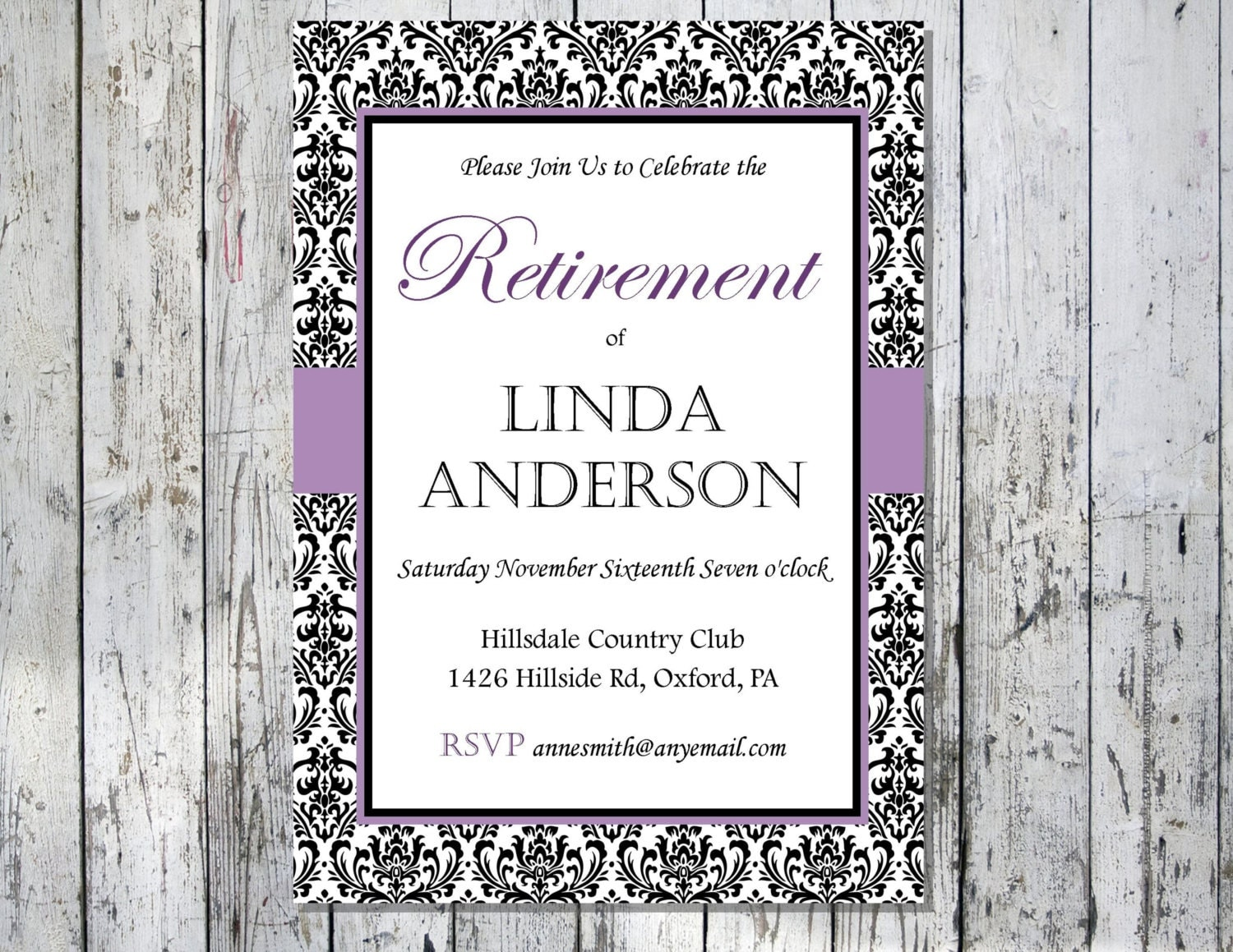 Free Printable Retirement Party Invitations and get inspiration to create nice invitation ideas