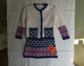 baby wool dress