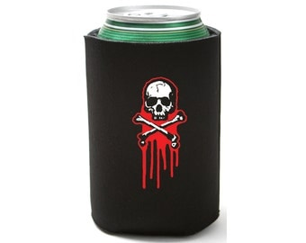 Drink Cozy - Skull Dripping