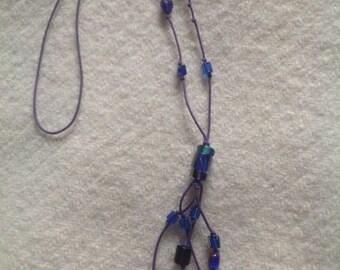 Furnace Glass Necklace