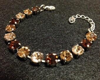 Beautiful Brown's Bracelet