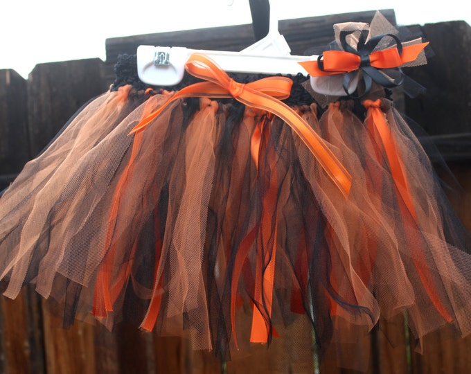 Oregon State Beavers Tutu With Hair Bow