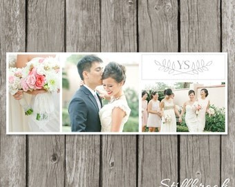 Photographer Facebook Timeline Template - Wedding Photography Timeline Cover Design - FB Cover Photo Header - TC06