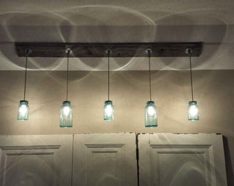 mason jar track lighting. custom mason jar light fixture track lighting