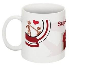 Support Adoption Coffee Mug