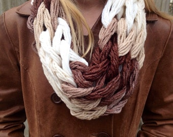 Sale**Limited Edition Dash Mountain Arm Knit Cowl
