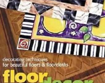 Floor Style : Beautiful Floors and Floorcloths by Susan Goans Driggers / Home Decor / Floors / Floor Cloths / Paint /  Design