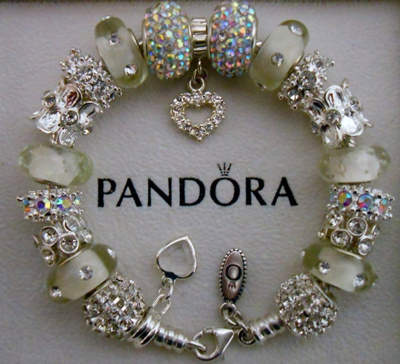 Pandora Jewelry Free Shipping: Items Similar To Authentic Pandora Bracelet Or Non-branded