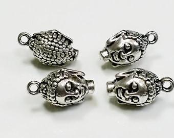 20  buddha charms for buddha bracelet buddha necklace buddha jewelry  be1 r80