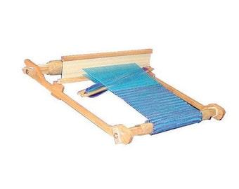 Rigid Heddle Weaving Loom