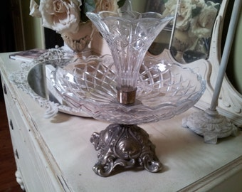 Lovely Antique Compote Dish