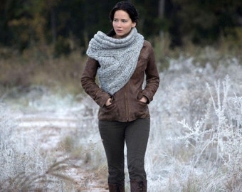 scarf inspired hunger games with shoulder katniss jay imitator