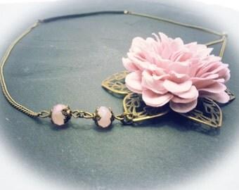 Vintage Headband / head jewel Madison