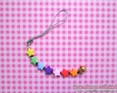 Cellphone Charm *Rainbow ...