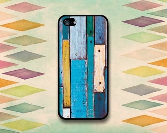 Reclaimed Wood Case: iPhone 4 // 4s, 5c or 5 // 5s.