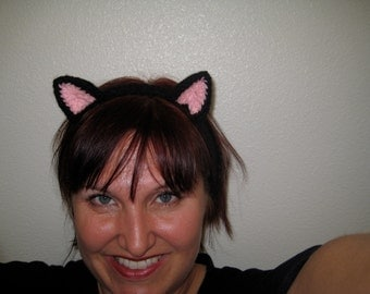 Here Kitty Kitty Headband