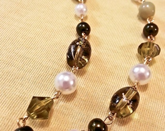 Olivia -- necklace