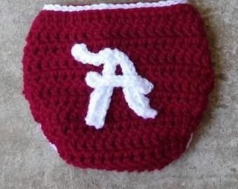 Crochet Patterns Alabama Football : alabama crochet hat - Etsy