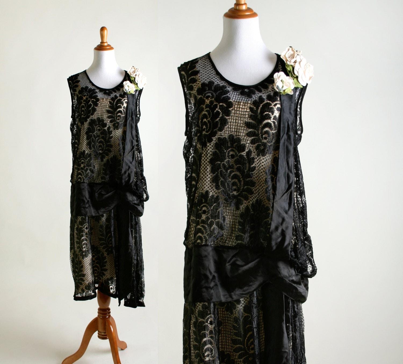 1920s Cocktail Dress - Ocodea.com