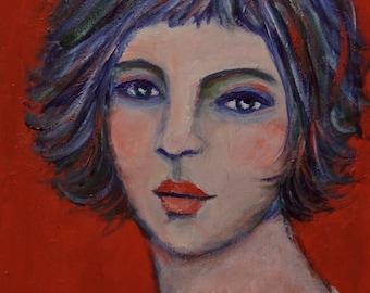 Someone Like Me - Original Painting